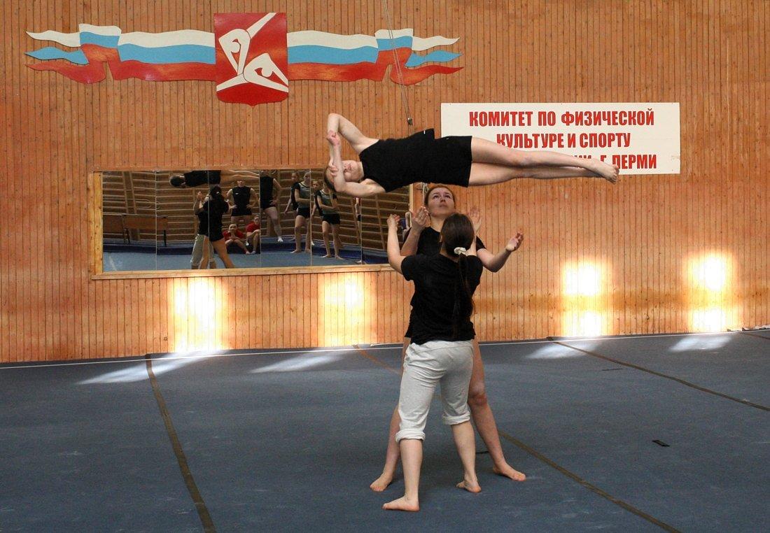 На акробатической орбите - Валерий Чепкасов