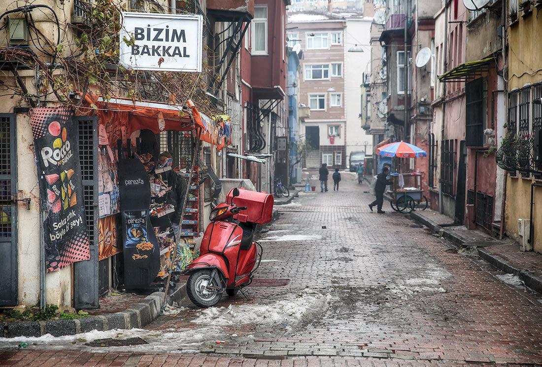 На улицах Стамбула - Анна Корсакова