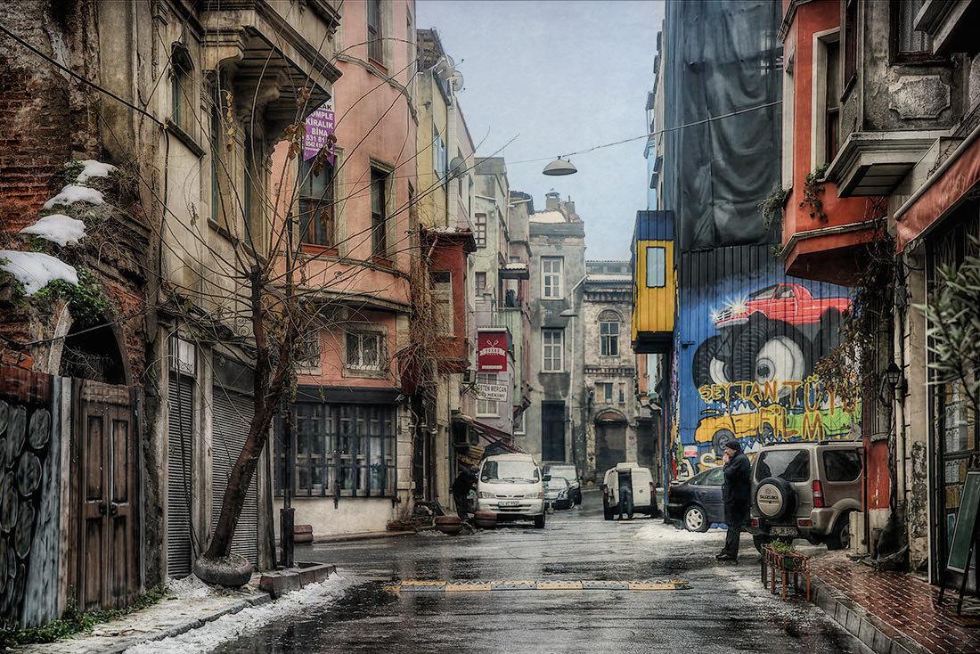 Старый Стамбул - Анна Корсакова