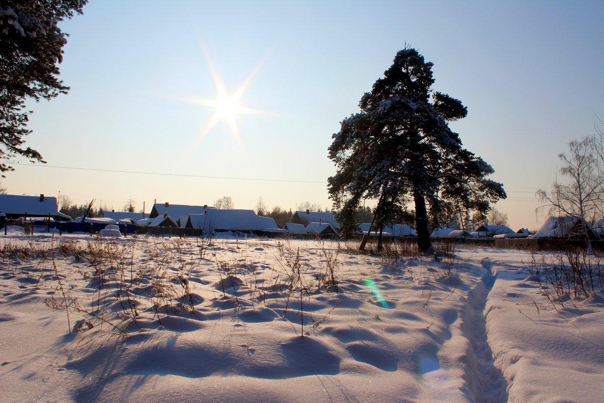 Мороз и солнце - Катя Бокова