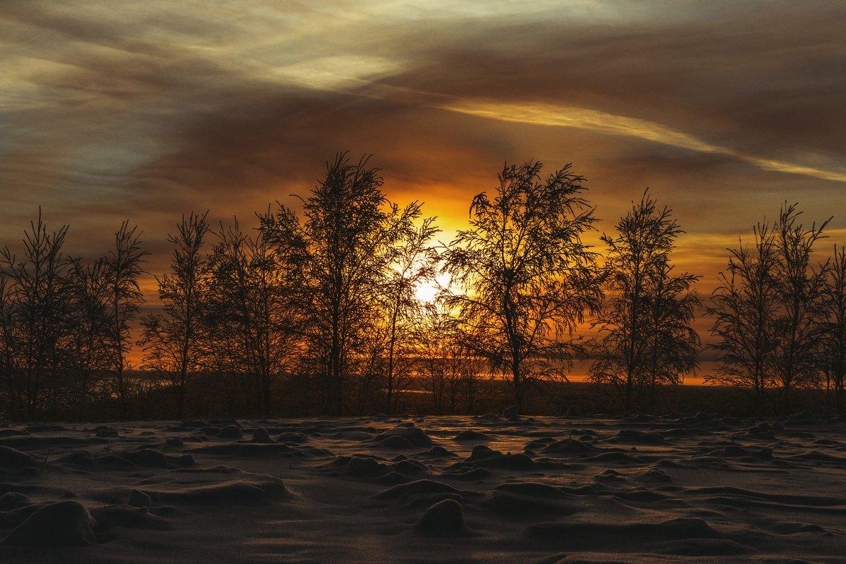Вечернее зимнее... - Светлана