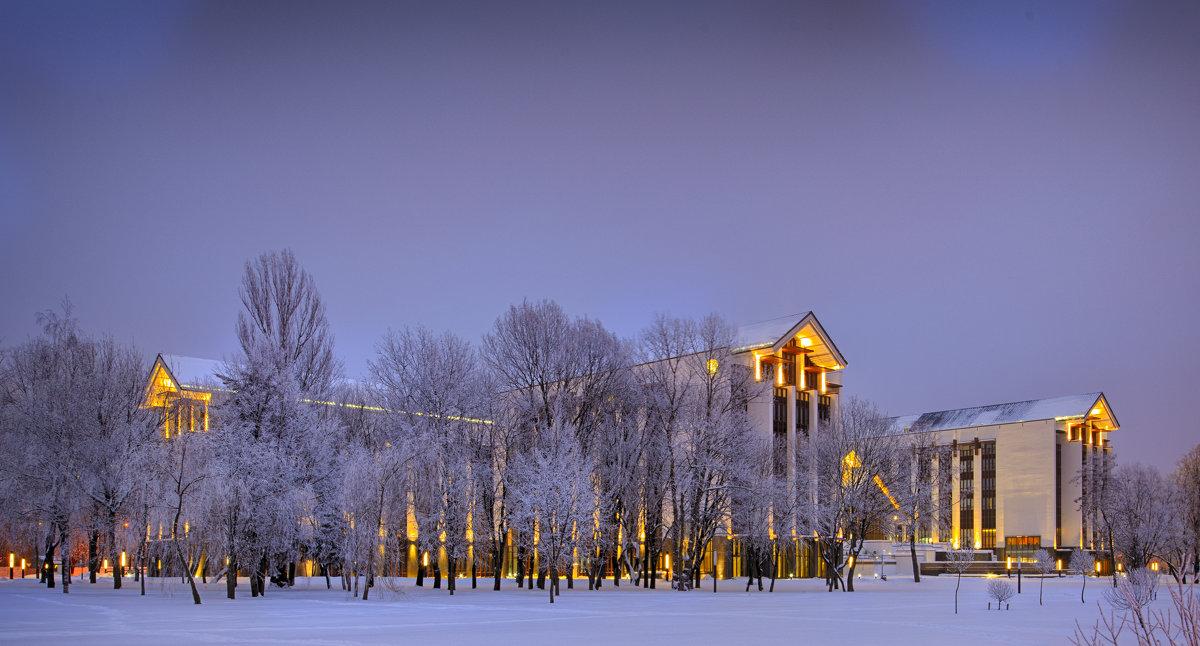 Пекинская зима - Платон Македонский