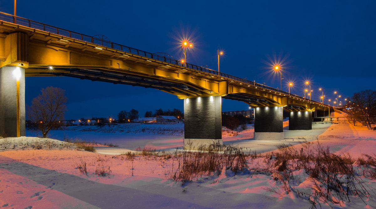 мост - Александр Есликов