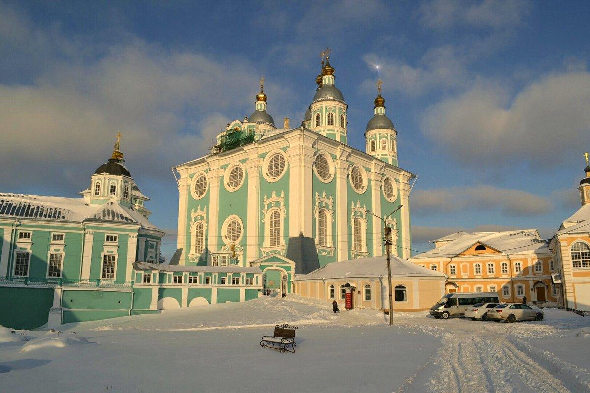Свято-Успенский кафедральный собор - Милешкин Владимир Алексеевич