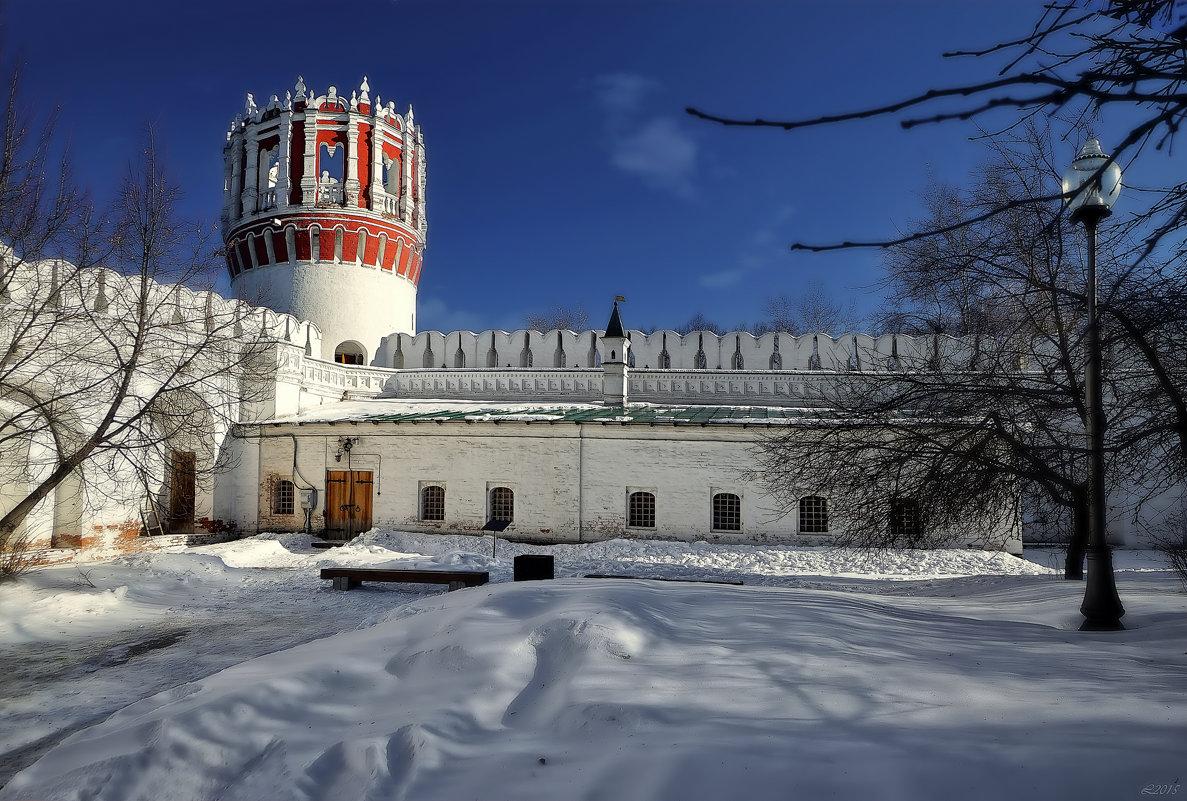 Новодевичий монастырь - mila