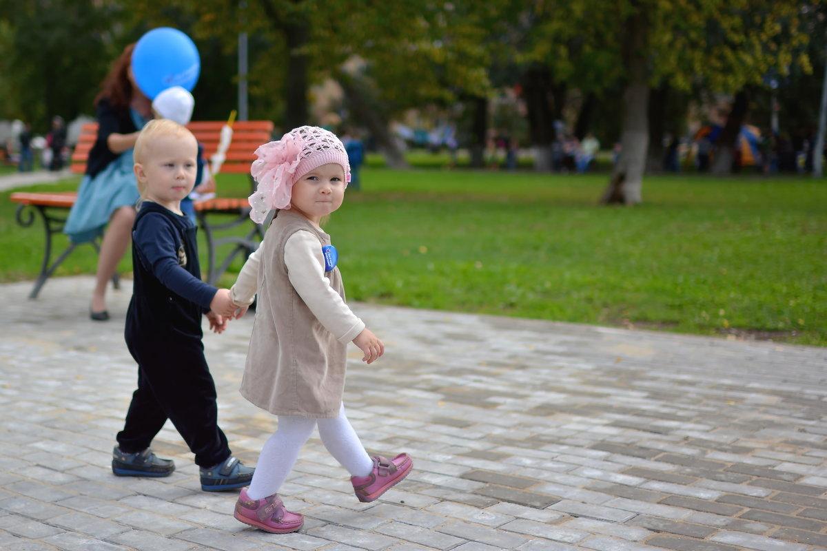 Вместе весело шагать..... ) - Елена Ушакова
