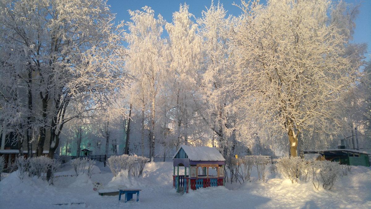 Январь - Irina