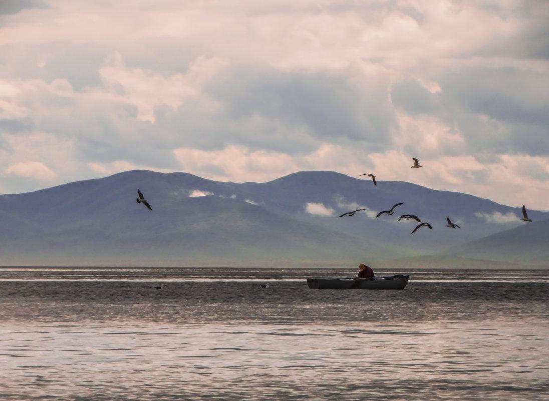 Старик и море - Лилия Гиндулина