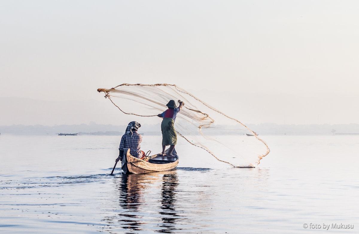 рыбалка в Мандалае - Алексей Mukusu
