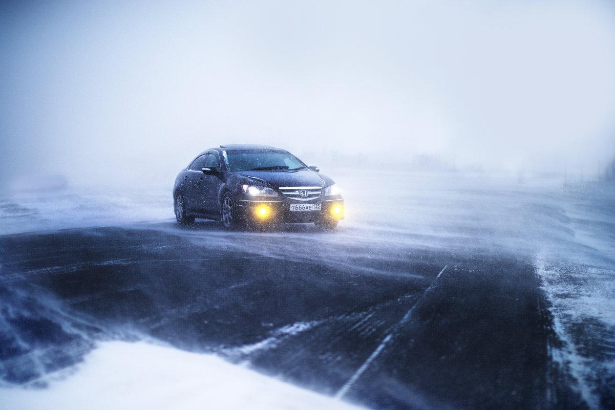 Honda Legend - Екатерина Панчук