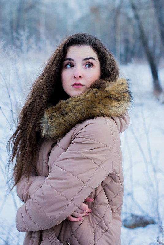 Зима - Алена Назарова