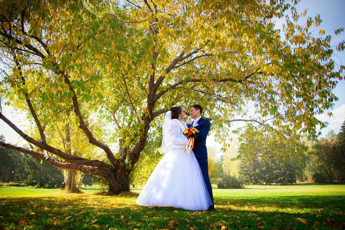 Осенняя свадьба - Арина Берестяк