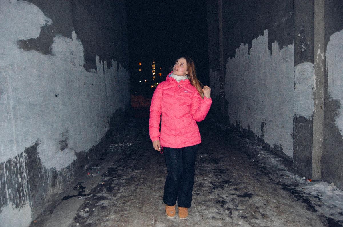 В арке - Света Кондрашова
