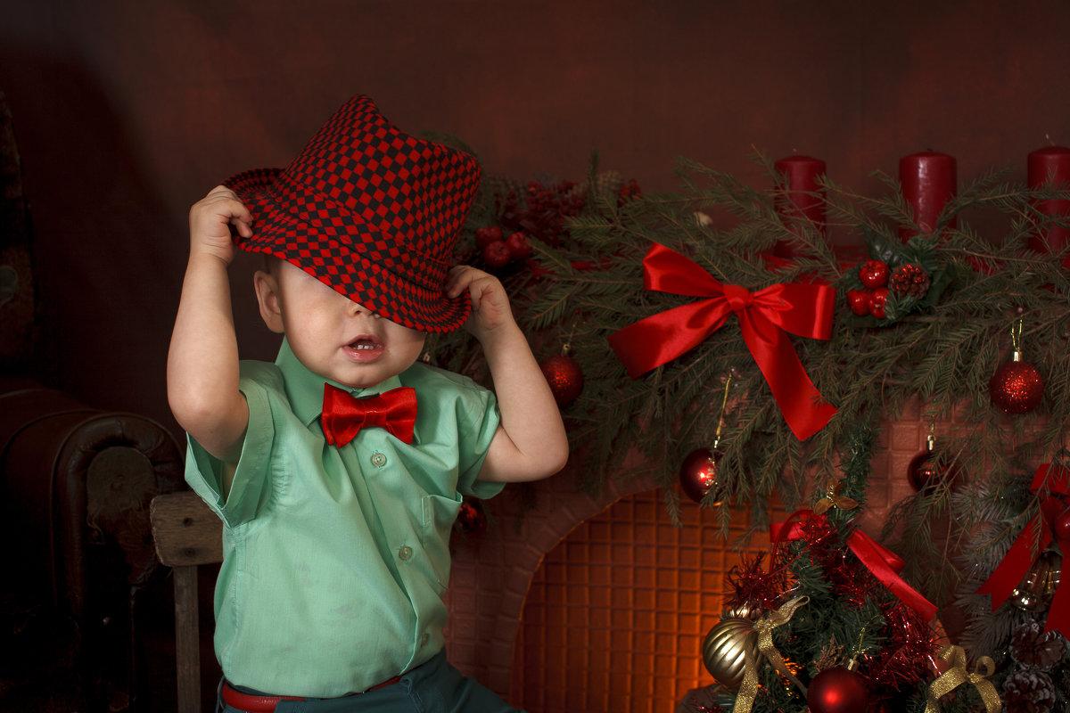 Новогодние фотосессии - Валентина Батурина