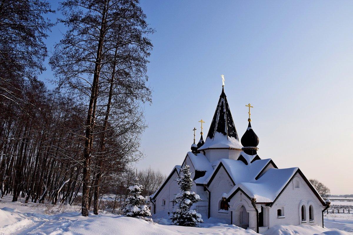 Новая Купальня в Пощупово. - vkosin2012 Косинова Валентина