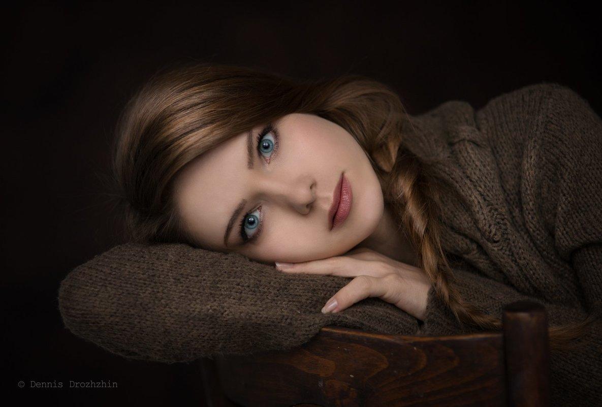 Портрет - Ольга Кондрусь