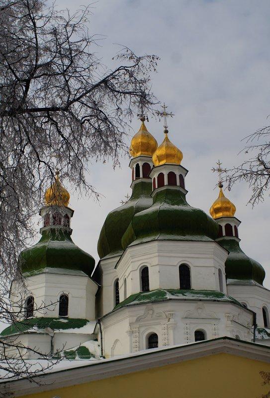 Январские купола ... - Игорь Малахов