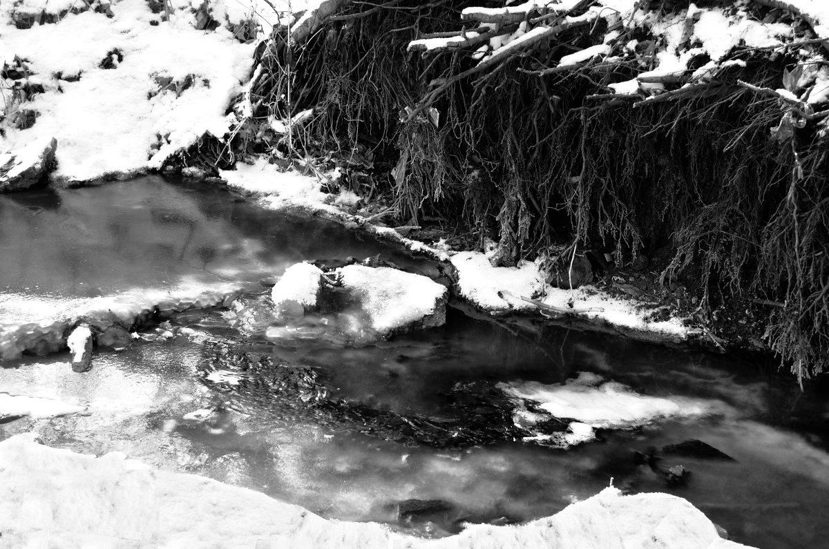 зимняя река - Анна Бурсова