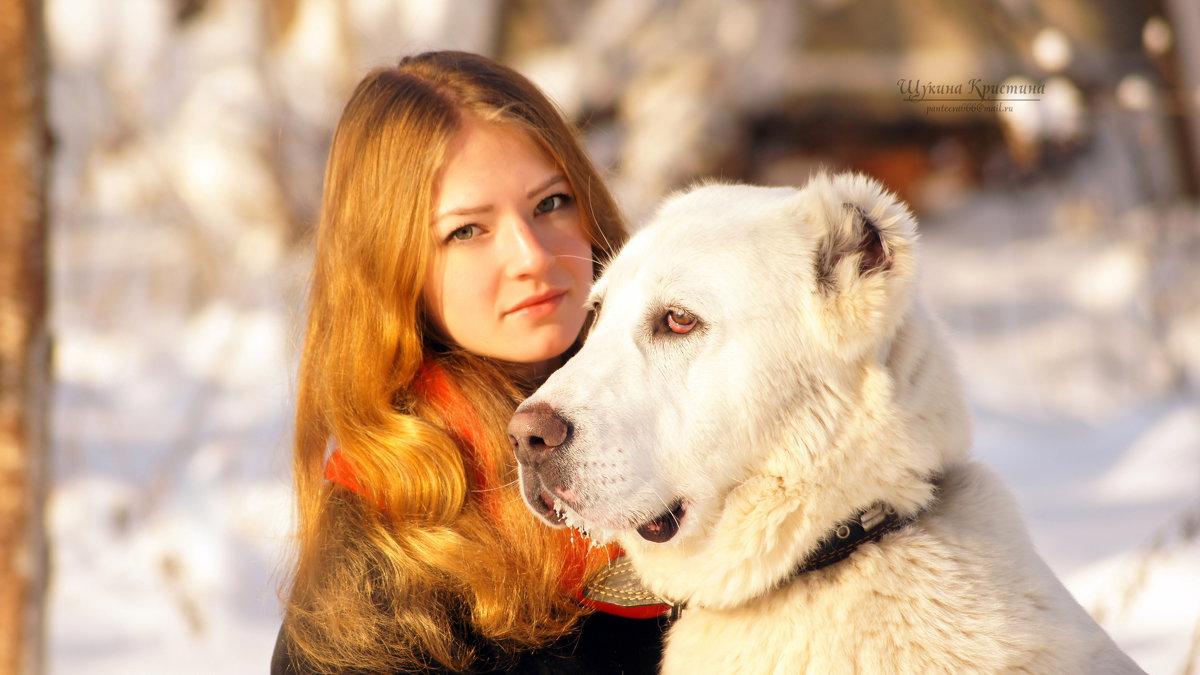 Юлия и Джесси - Кристина Щукина