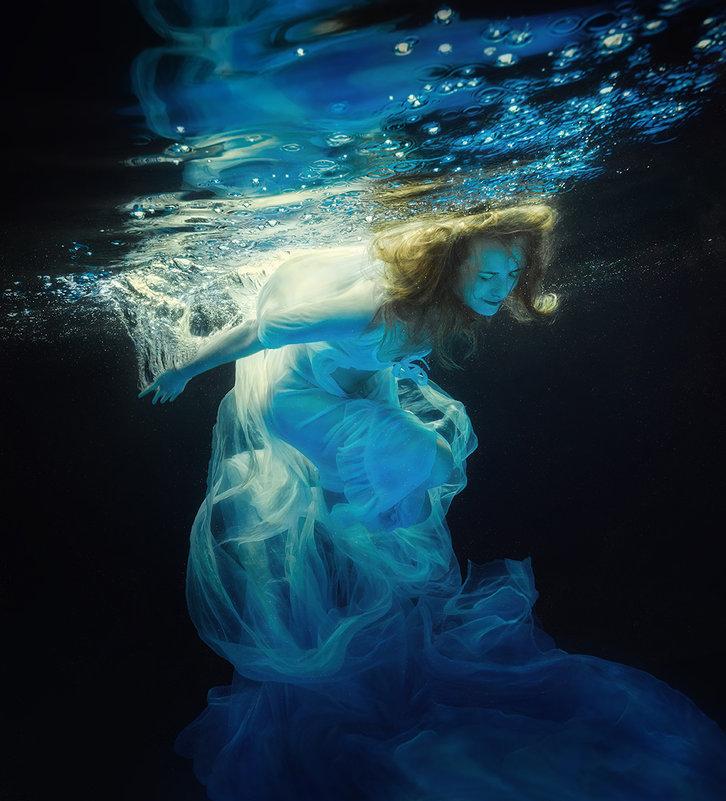 Underwater space - Дмитрий Лаудин