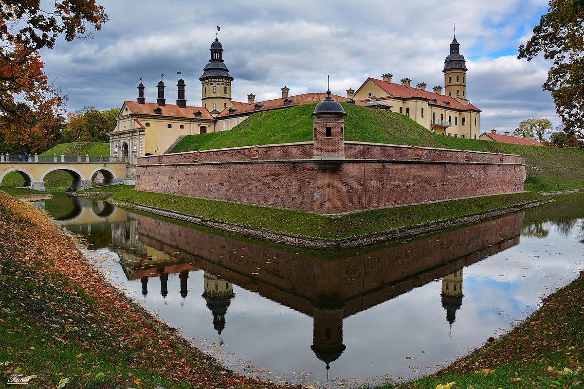 Несвижский замок - Paparazzi