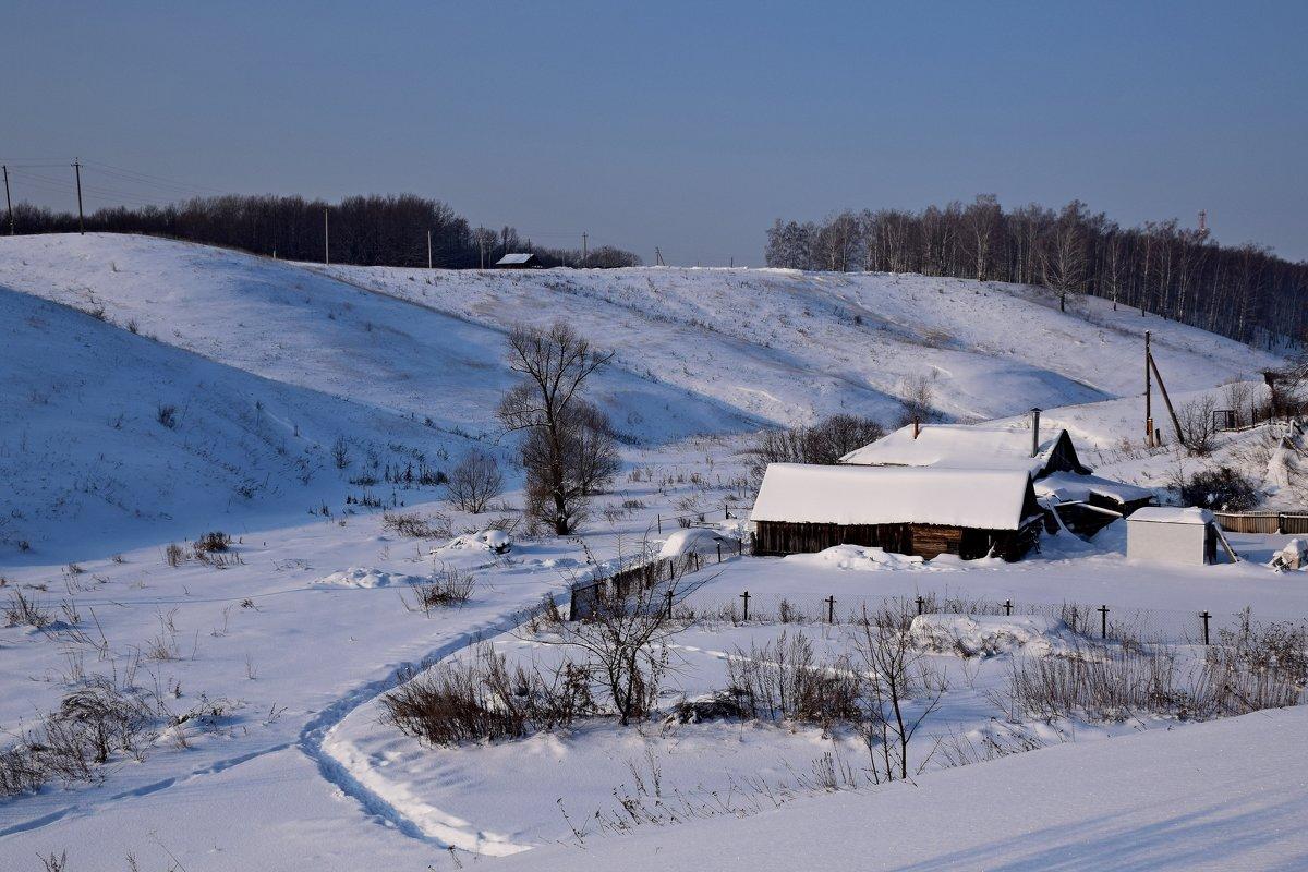 """Рязанские """"горы"""". - vkosin2012 Косинова Валентина"""