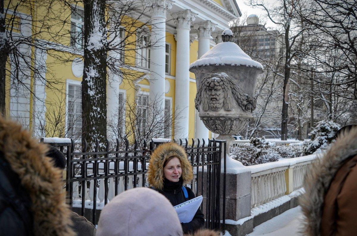 Особняк Л. А. Ильина - Юрий Тихонов