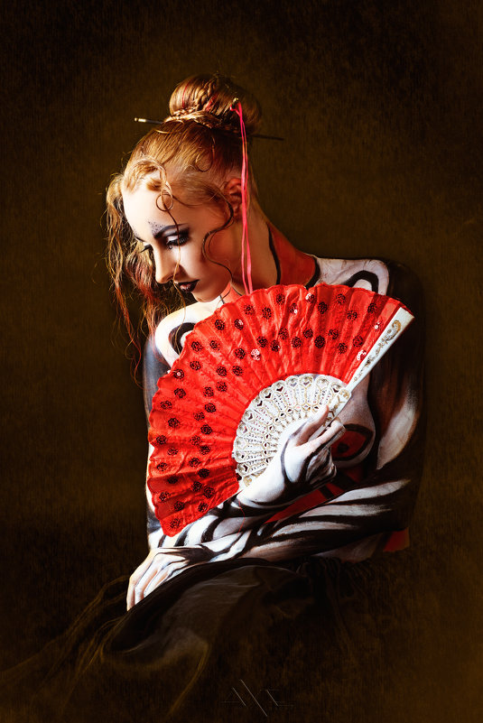 Confession of the Geisha - Ruslan Bolgov