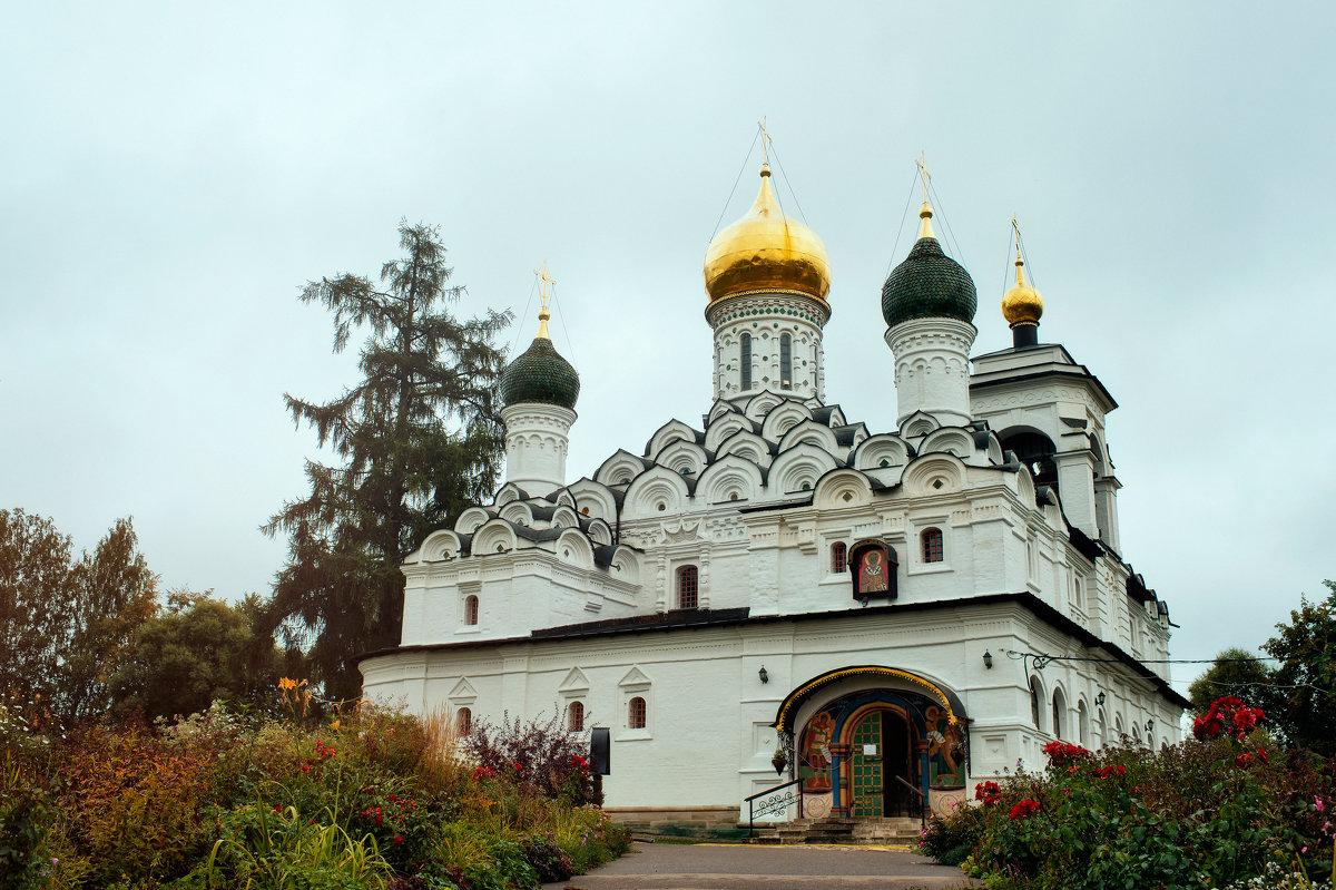 Никольский храм усадьбы Николо-Урюпино - Алексей Литягов