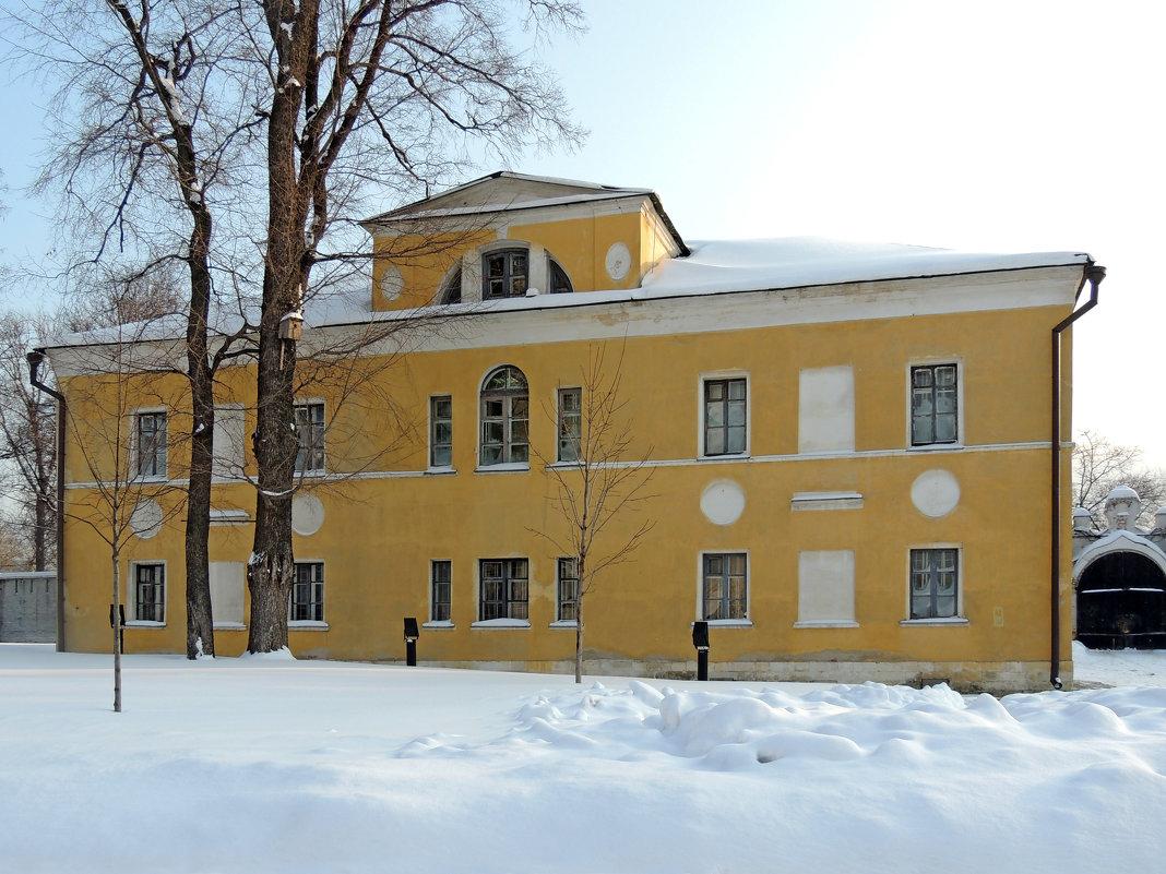 Духовное училище (1810-1817 гг.) - Александр Качалин
