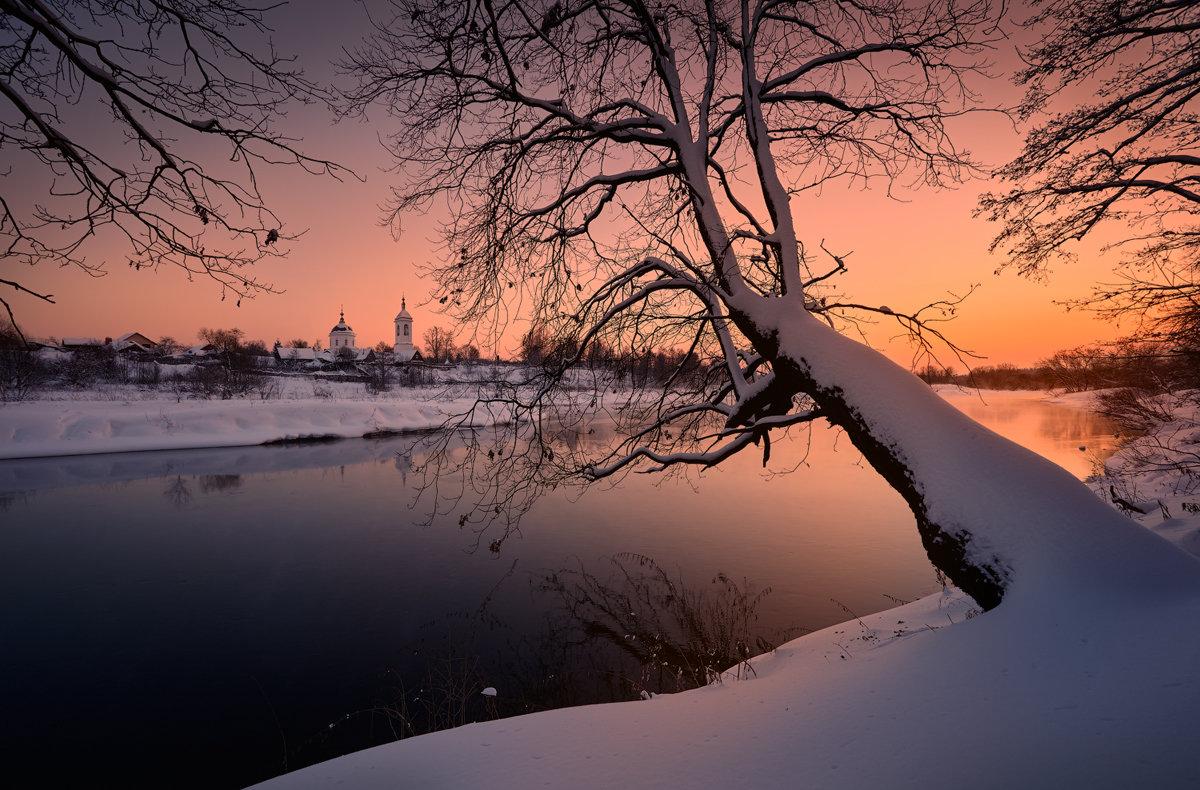 Скоры зимние сумерки... - Roman Lunin