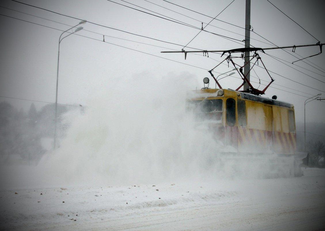 .. и выпал снег.... - Александр Герасенков