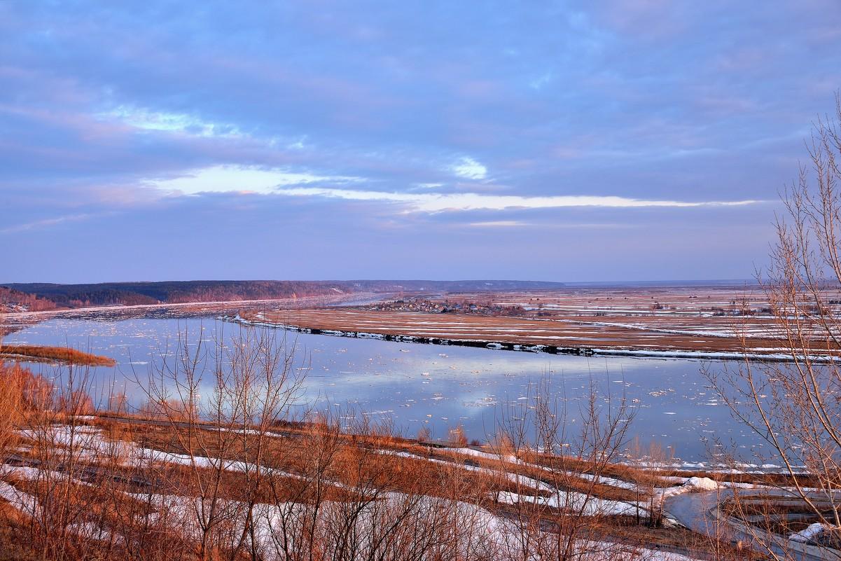 Река Томь... - Елена Репко