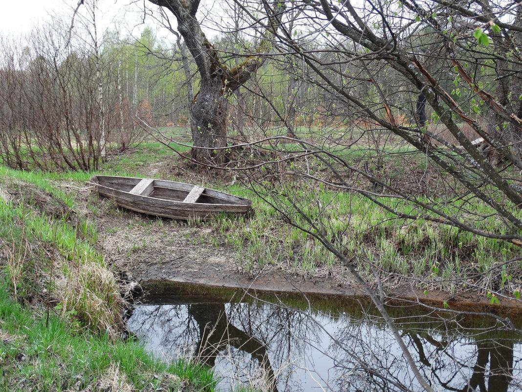 У реки - Александра Жорова