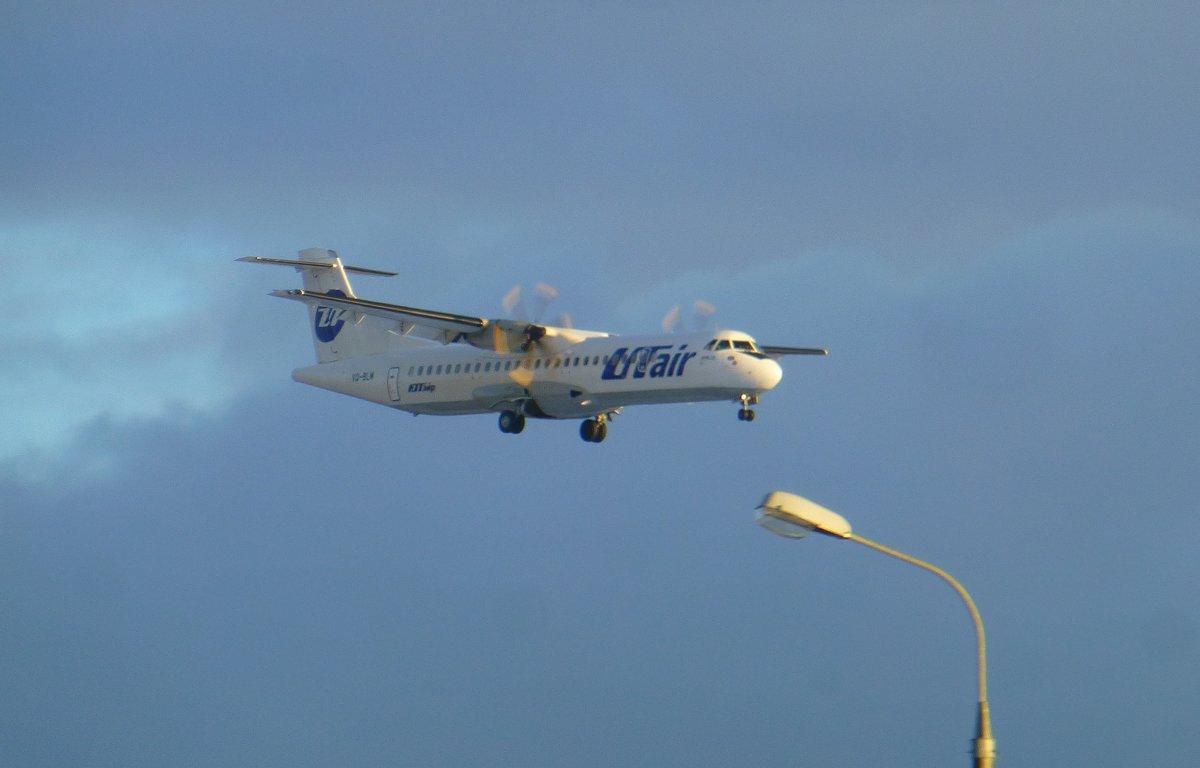 ATR 72. Вместо Ан 24. - Alexey YakovLev