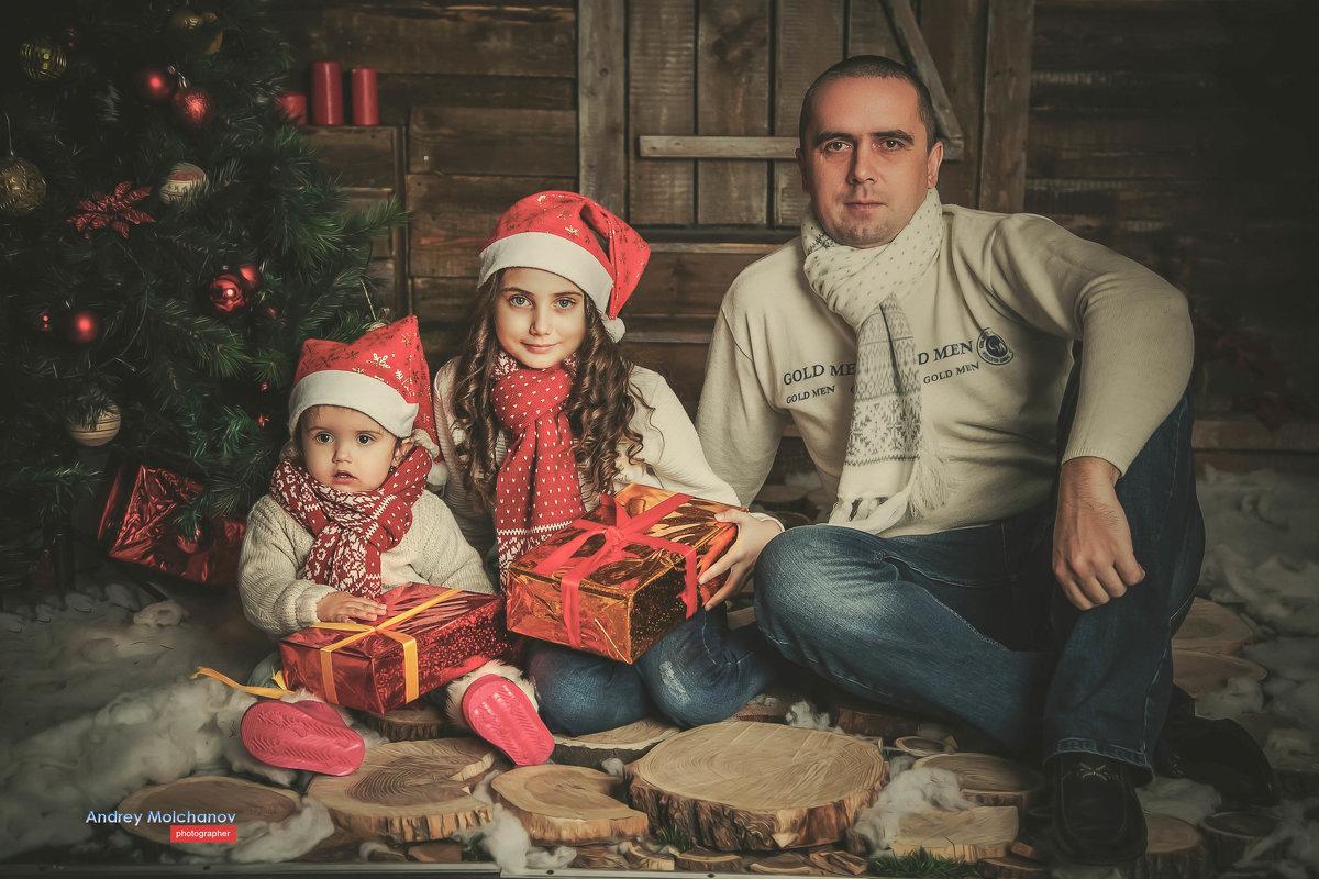 Папины дочки - Андрей Молчанов