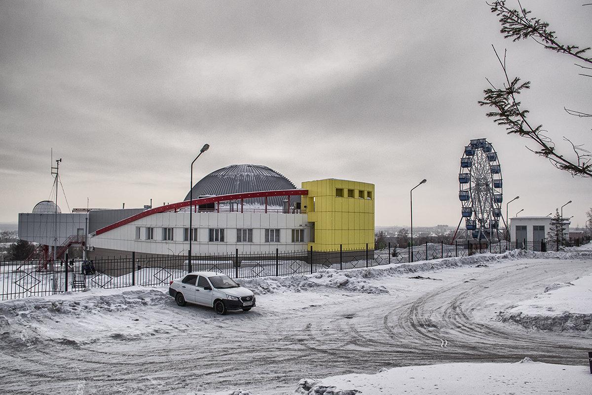 Планетарий - Sergey Kuznetcov