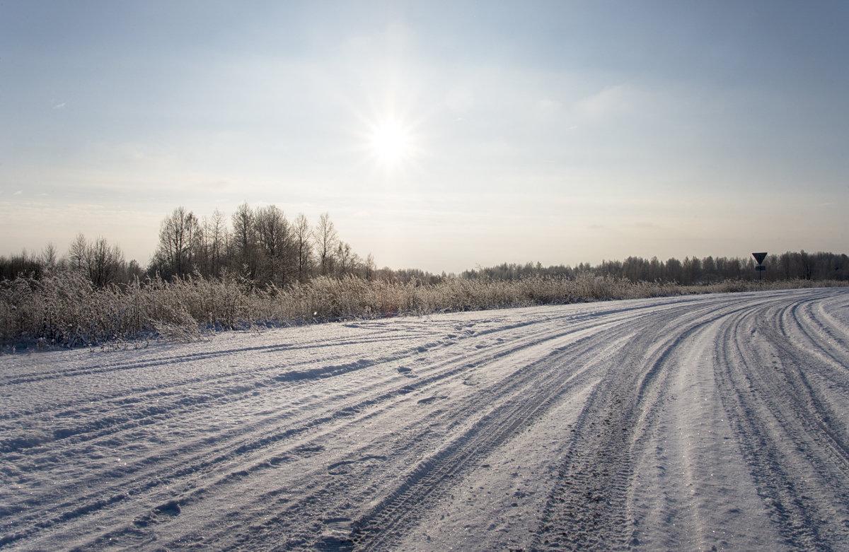 Зимняя дорога - Олег Пученков
