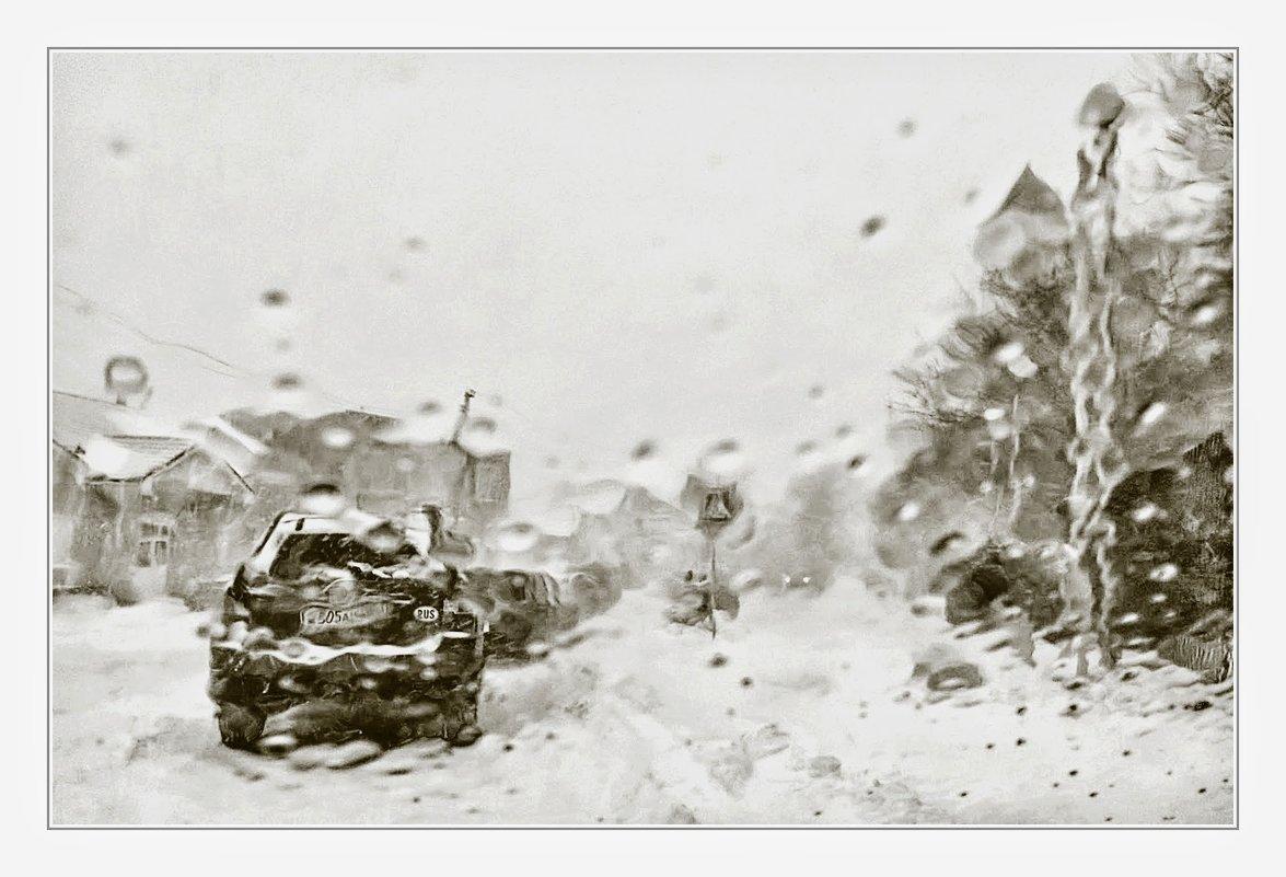 Зимние зарисовки... - владимир