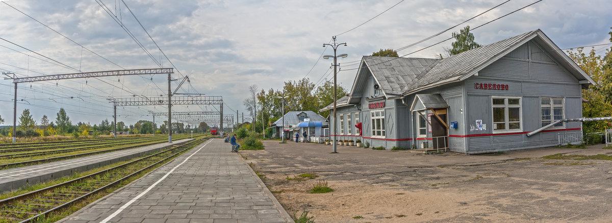 Глобальные изменения ждут ж/д станцию Савелово, переезд будет закрыт