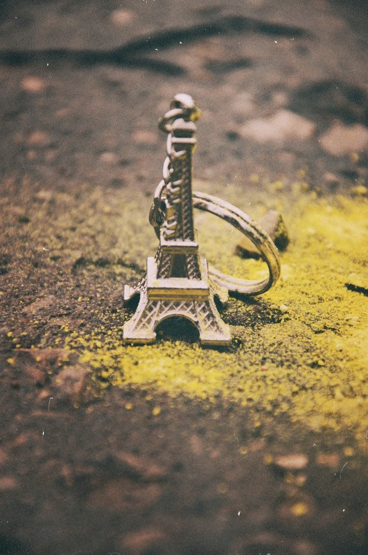 Маленький Париж - Анастасия Рейн