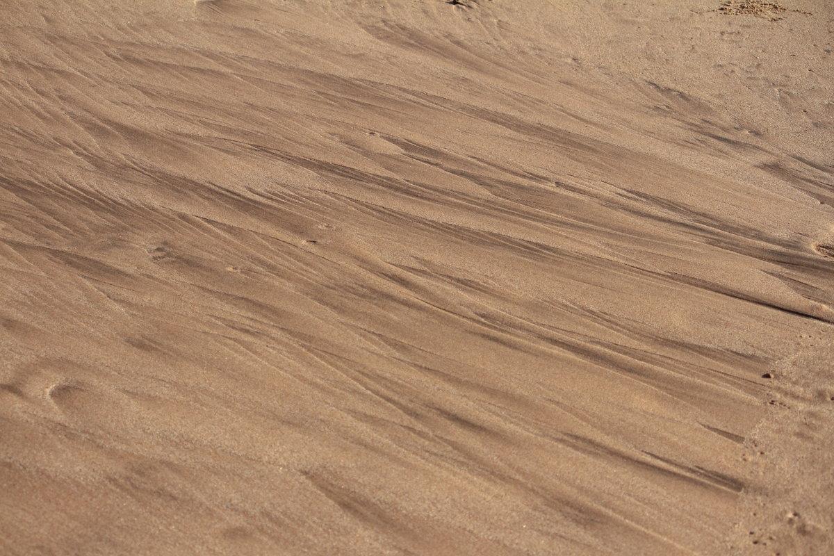 Графика на песке - Надежда Кунилова