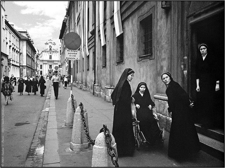 Дорога Во Храм, 1991 (Les Nonnes Et Le Policier) - Андрей Пашис