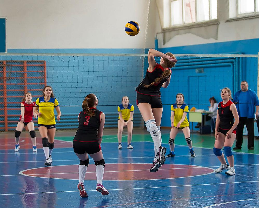 Волейбол 5 - Валентин Кузьмин