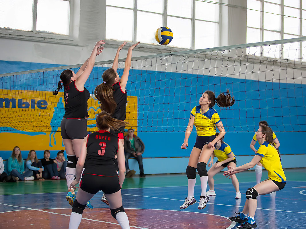 Волейбол 7 - Валентин Кузьмин