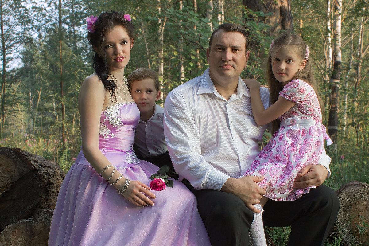Семья - Natalia Furina