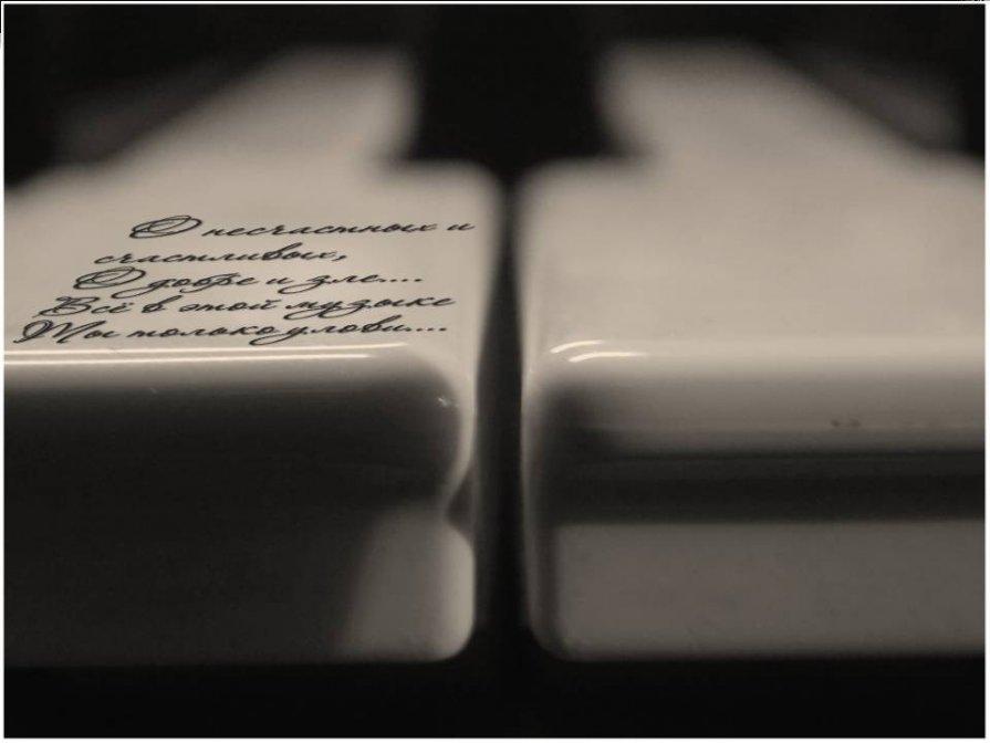 клавиши - Kate Owl
