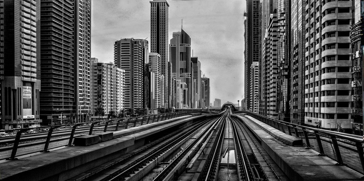 subway line - Dmitry Ozersky