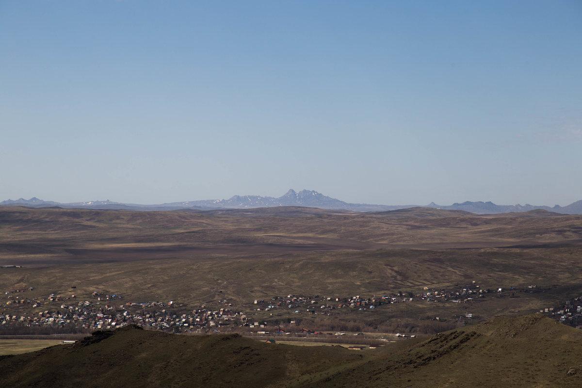 гора Сорокина. - lev