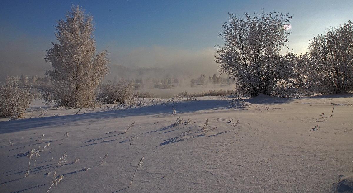 Была зима с морозами,... - Александр Попов